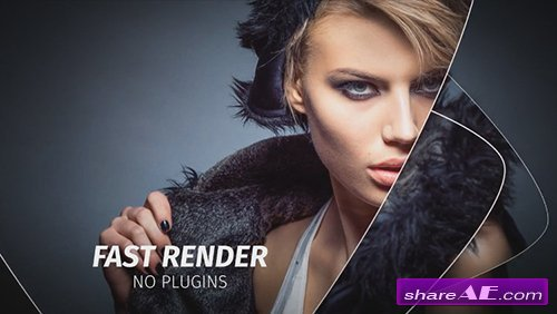 Triangles Photo SlideShow - After Effects Templates (Motion Array)