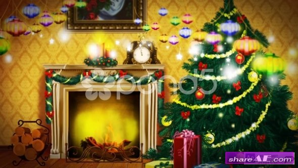 Christmas And New Year Opener - After Effects Templates (Pond5)