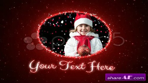Merry Christmas Party - After Effects Template (Pond5)