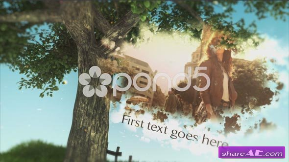 Magic Tree - After Effects Templates (Pond5)