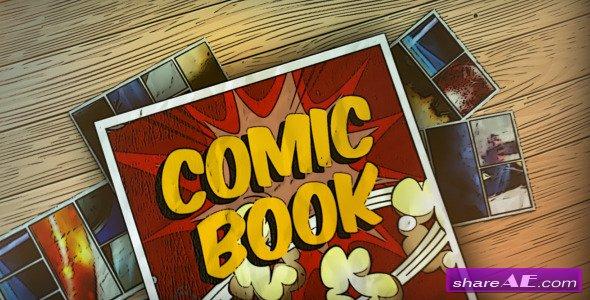 Comic Book - Videohive
