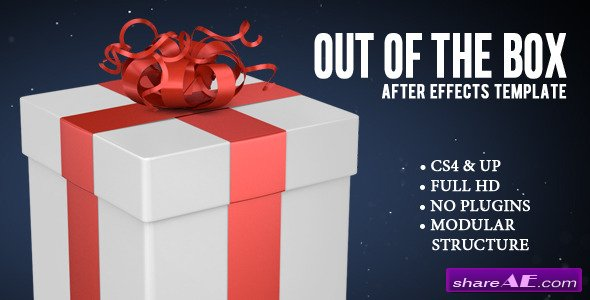 Out Of The Box - Videohive