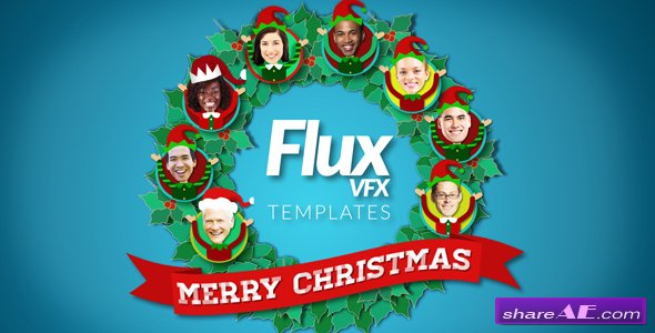 Christmas Elves Faces - Videohive