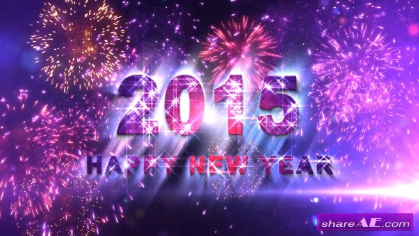 2015 New Year Countdown - Videohive