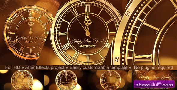 New Year Countdown - Videohive