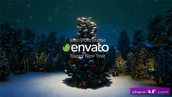 Magical Christmas Opener - Videohive