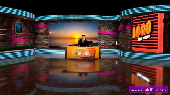 3D Virtual Studio - Videohive