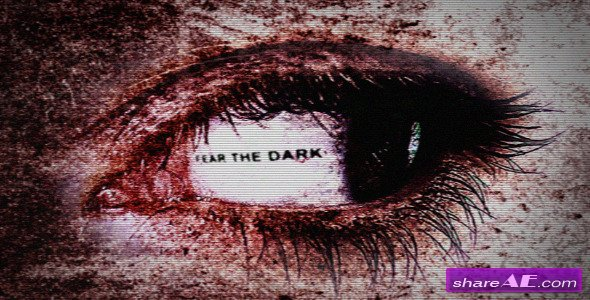 Fear the Dark - Logo Reveal - Videohive
