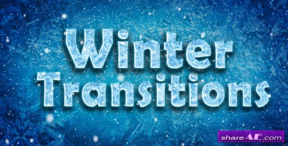 Winter Transitions - Videohive