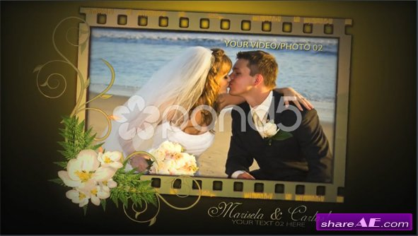 Our Wedding Film Memories - After Effects Template (Pond5)