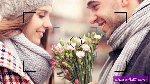 Focus Camera - After Effects Template (Pond5)