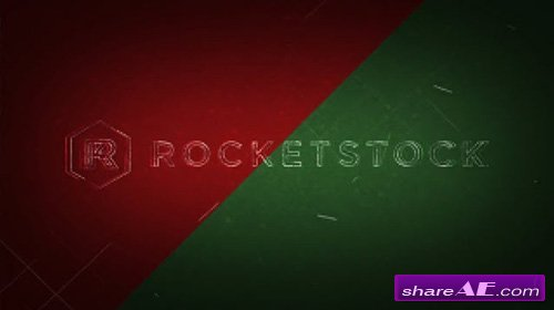 Sketchpad Organic Logo Reveal - After Effects Project (Rocketstock)