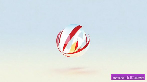 Sphere logo - After Effects Template (Motion Array)