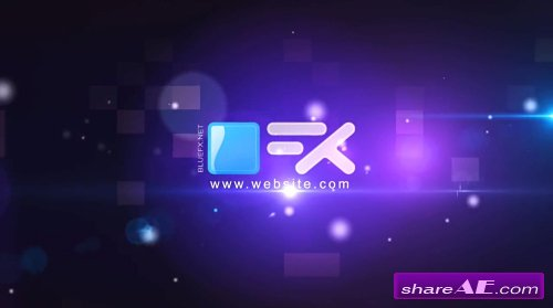 Logo Reveal - After Effects Template (BlueFX)