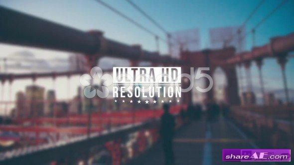 Glitch Titles - After Effects Template (Pond5)