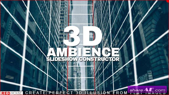 Ambience 3D Constructor - Videohive