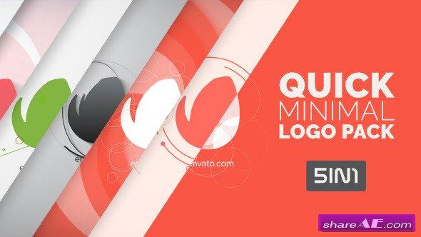 Quick Minimal Logo Pack - Videohive