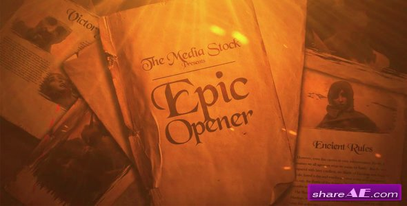Epic Opener - Videohive