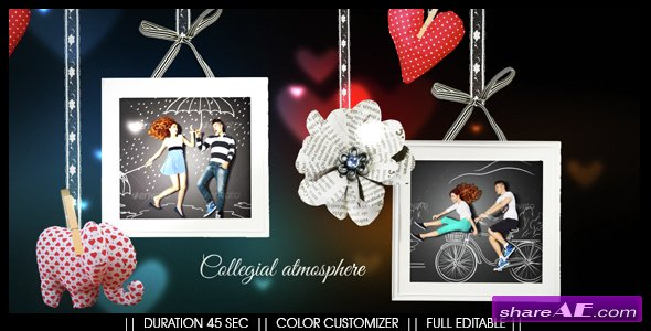 Romantic Wishes - Videohive