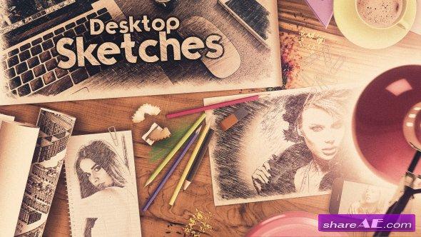 Desktop Sketches - Videohive