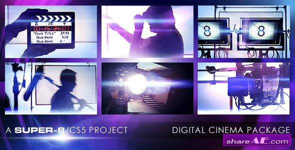 Digital Cinema Package - Videohive