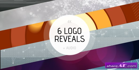 Logo Ident Reveal Pack - Videohive