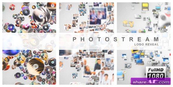 Photo Stream Logo Reveal - Videohive