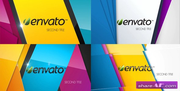 Colorful Logo Opener - Videohive