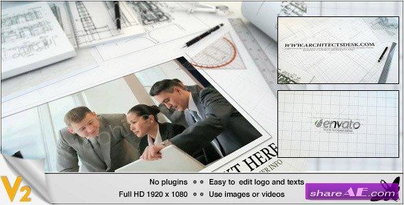 Architect's Desk - Videohive