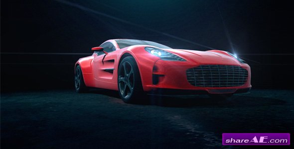 Car Reveal - Videohive