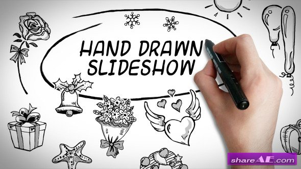 Hand Drawn Slideshow - Videohive