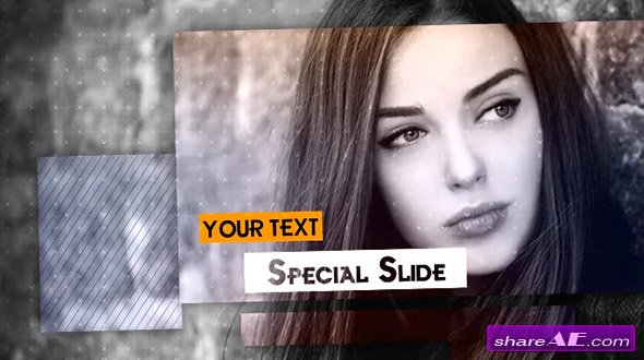 Special Slide - After Effects Template (Motion Array)