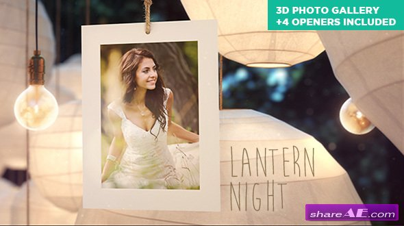 Lantern Night - Wedding Photo Gallery - Videohive