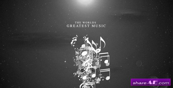 Intriguing - Trees of Music - Videohive