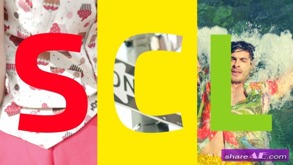 Slideshow Character Letters - Videohive
