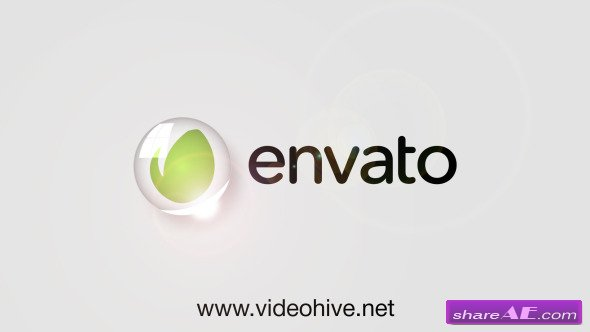 Videohive Logo on Glass Ball - After Effects Templates