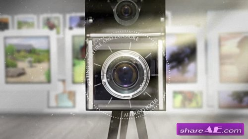 Photo Slideshow - After Effects Template (MotionVFX)