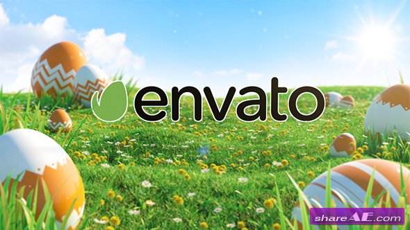 Videohive Happy Easter - After Effects Templates