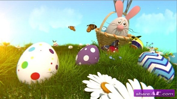Videohive Easter Egg - After Effects Templates
