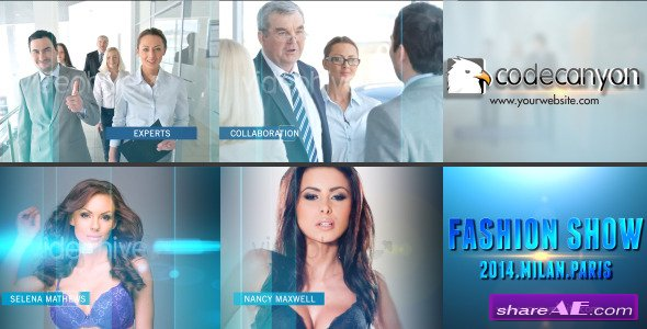 Videohive Slider Opener-Multi Purpose - After Effects Templates