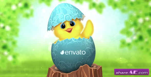 Videohive Easter Day - After Effects Templates