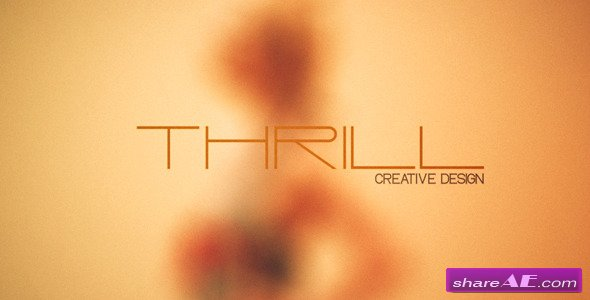 Videohive Thrill - After Effects Templates