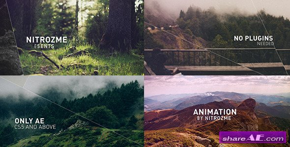 Videohive Elegant Intro - After Effects Templates