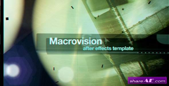 Videohive Macrovision - After Effects Templates