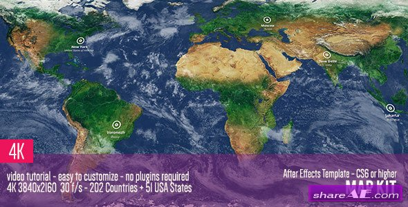 Videohive map travel slideshow free after effects templates videohive map kit after effects templates map kit 15327664 videohive free download ae project after effects version cc 2015 cc gumiabroncs Image collections