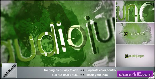 Videohive Ink Logo - After Effects Templates