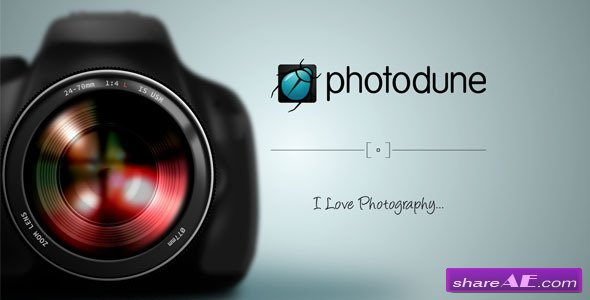 Videohive Photography Enthusiast - After Effects Templates