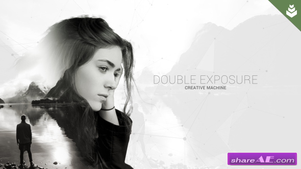 Videohive Double Exposure Machine - After Effects Templates