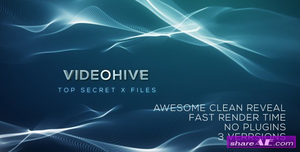 Videohive Elegant Fast Logo Reveal - After Effects Templates
