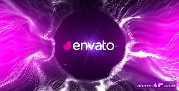 Videohive Particle Space Logo - After Effects Templates